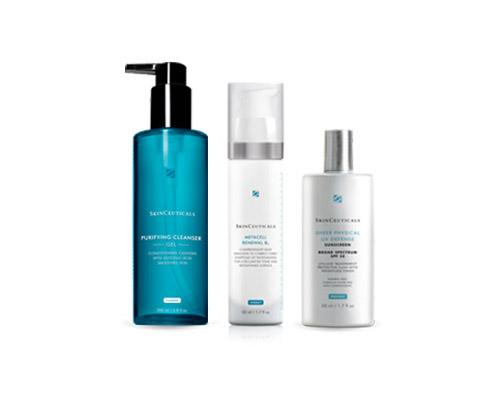Maffi Clinics: Wise Guy - Downtown skin care regimen